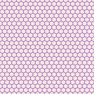 Pink And Purple Chain Link Pattern