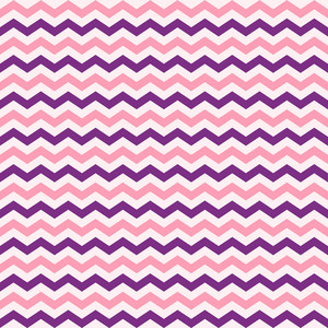 Pink And Purple Chevron Pattern