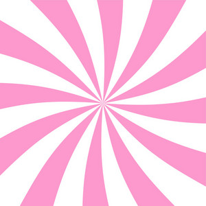 Pink And White Swirl Pattern On Minnie Mouse Paper
