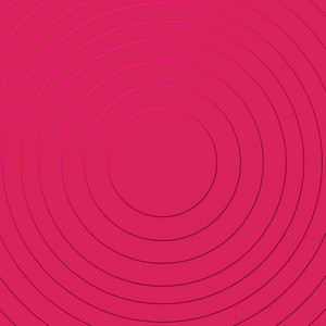 Pink Circles Background