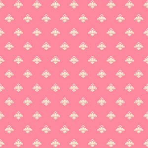 Pink Crowns Pattern