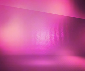 Pink Glass Stage Background