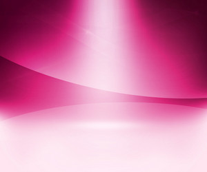Pink Glow Abstract Background