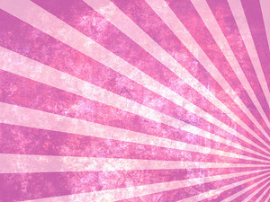Pink Grunge Sunrays