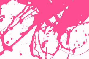 Pink Ink Vector