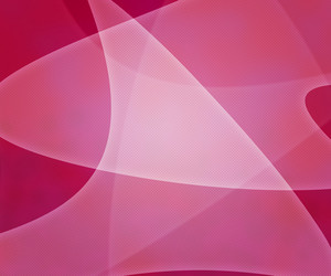 Pink Light Shapes Background