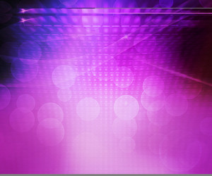 Pink Party Abstract Background