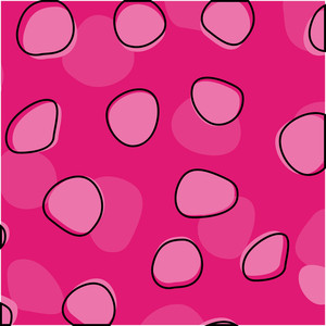 Pink Pebbles Background