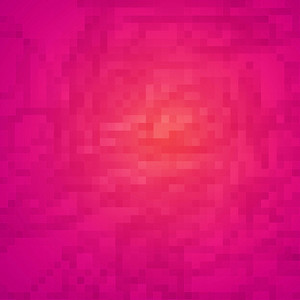 Pink Pixelated Background