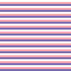 Pink, Purple, And White Stripes Pattern