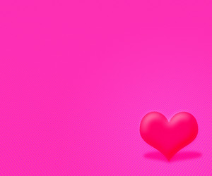 Pink Simple Valentine Background