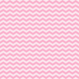 Pink Chevron Pattern
