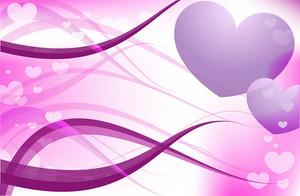Pinky Hearts Vector