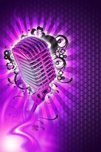 Pinky Karaoke Design