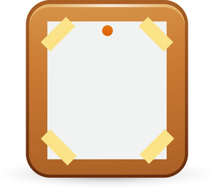 Pinned Canvas Lite Art Icon
