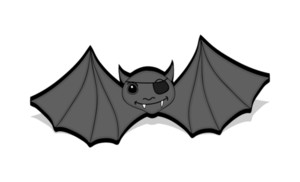 Pirate Bat