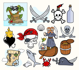 Pirates Cartoons