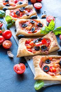 Mini Pizza Pastry