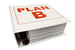 Plan B 3-Ring Binder