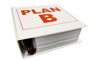 Plan B 3-Ring Binder