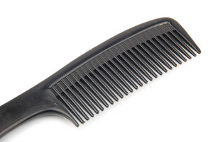 Plastic Hairbrush Comb