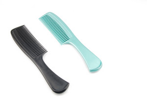 Plastic Hairbrush Combs