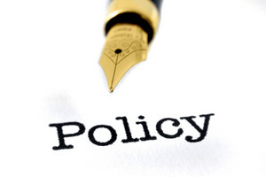 Policy And Pen