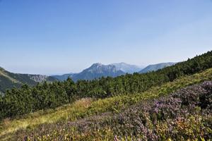 Polish High Tatras Mountains Climbing
