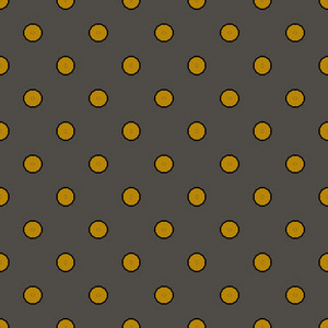 Polka Dots Pattern Design