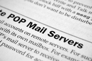 Pop Mail Server