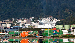 Port Of Juneau Alaska