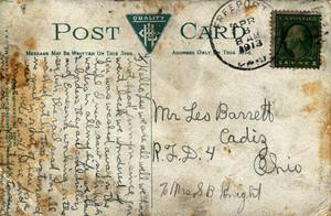 Postcards 1 Texture