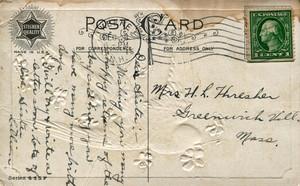 Postcards 4 Texture