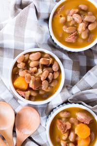 Prepared Beans