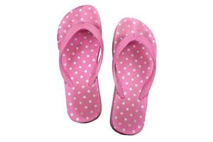 Pretty Pink Flip Flop