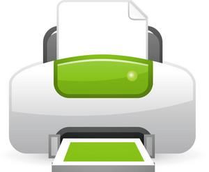 Print Lite Ecommerce Icon