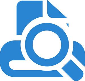 Print Zoom Simplicity Icon