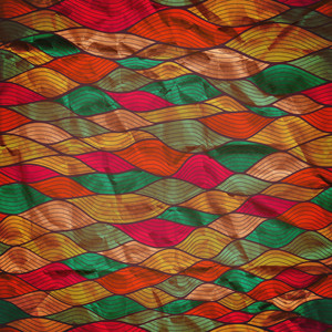 Printpattern Of Geometric Shapes