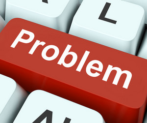 Problem Key Means Difficulty Or Trouble