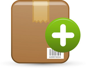 Product Add Lite Ecommerce Icon