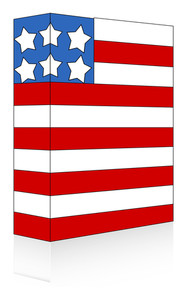 Product Pack Usa Independence Day Vector Theme Design