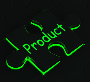 Product Puzzle Shows Stores And Shops