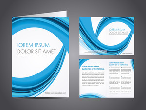 Professional Business Catalog Template Or Corporate Brochure Design