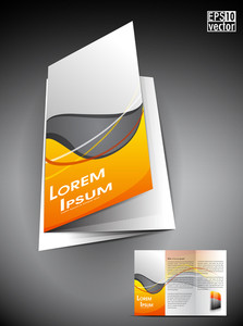 Professional Business  Tri Fold Brochure