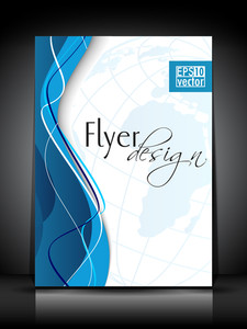 Professional Flyer Design Or Brochure.
