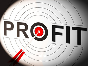 Profit Shows Lucrative Investment In Trading Market