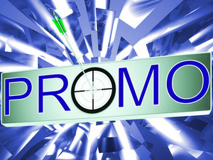 Promo Shows Promotion Discount Sale