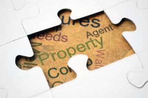 Property Puzzle Concept
