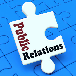 Public Relations Means News Media Communication