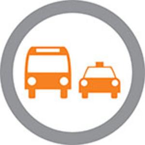Public Transportation Icon